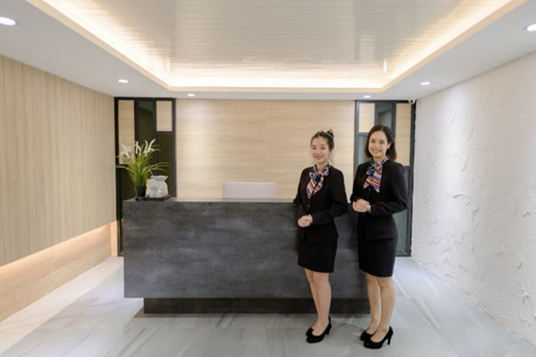 Loft Bangkok Hotel : Relief Spa and Thai massage